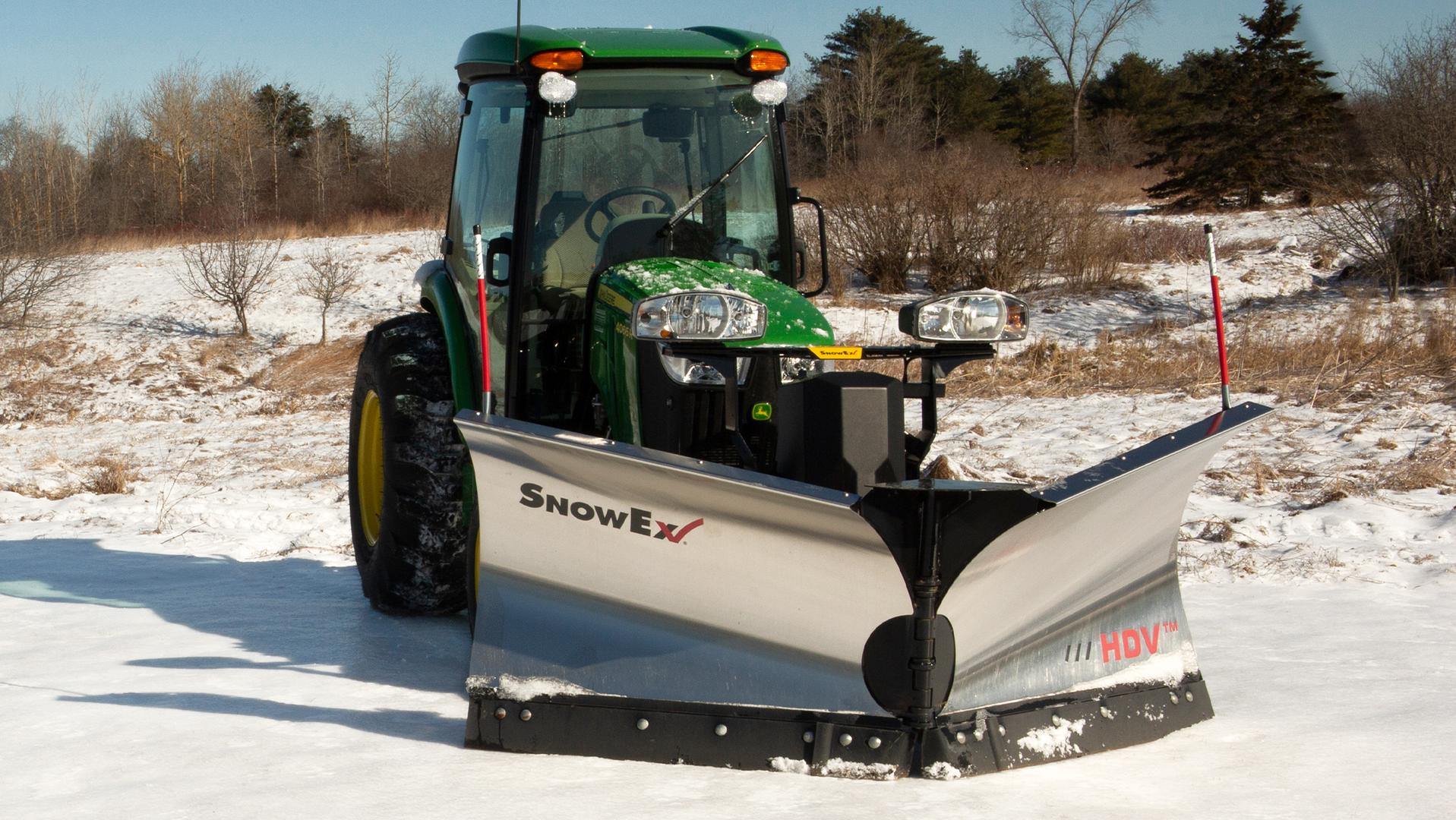 SnowEX Automatixx Attachment Kits for Tractors