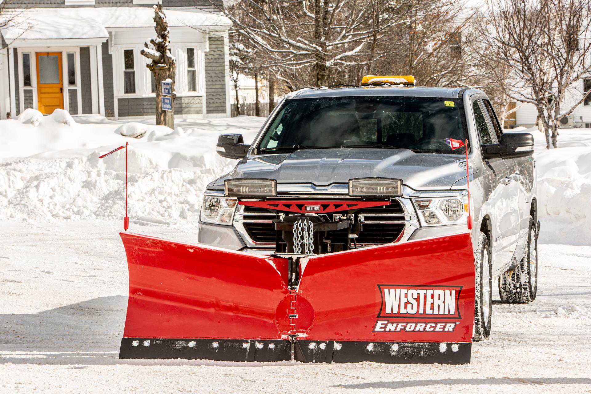 Western Products ENFORCER V-Plow
